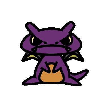 竜王(ドラクエ)の色のぷちゴン|ぷちゴン