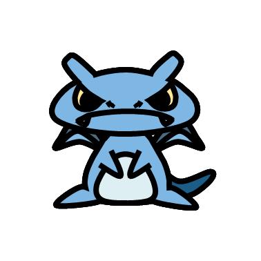 フリーザー(ポケモン)の色のぷちゴン|ぷちゴン