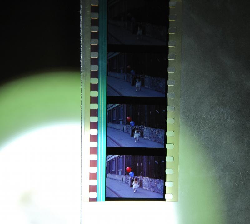 赤い風船フィルム