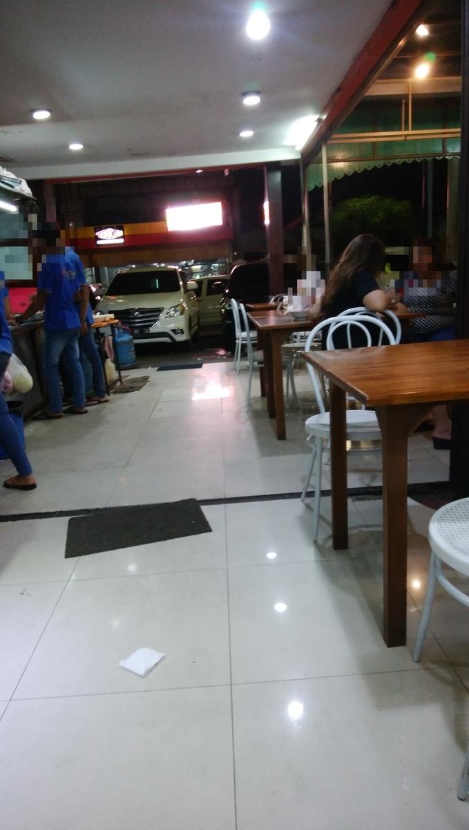 インドネシアレストラン