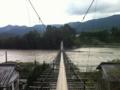 [川根本町]塩郷の吊橋