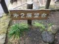 [清水町][柿田川公園]柿田川公園 第2展望台