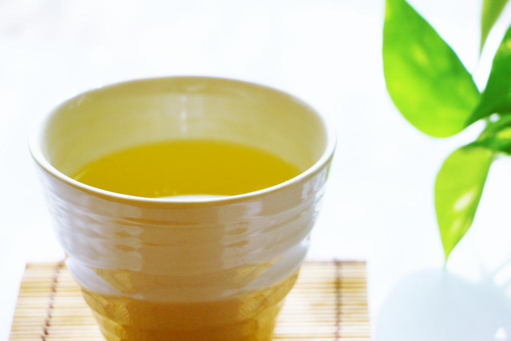 梅干しと緑茶