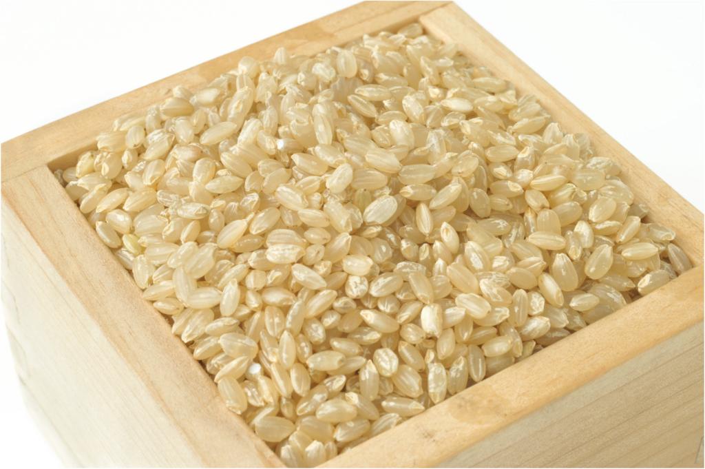 梅干しと一緒に食べたい玄米