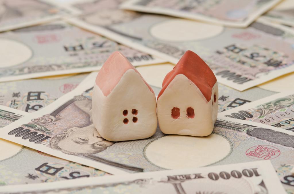 住宅建築許可件数と住宅建築着工件数