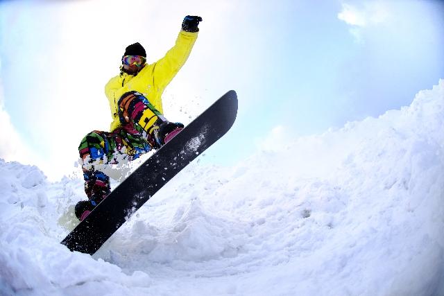 スノーボードの標準化