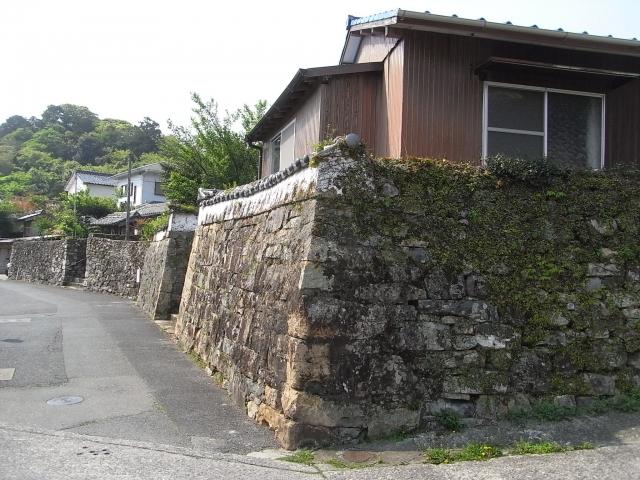 対馬藩の城下町厳原
