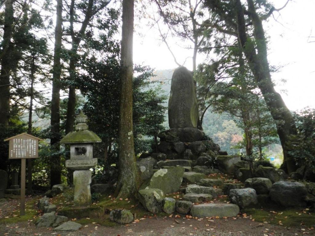 関ヶ原の戦いの島津義弘陣跡