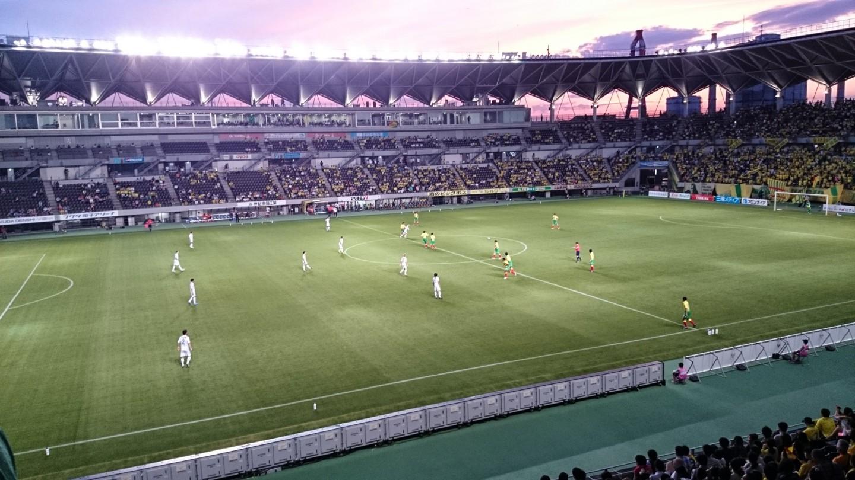 2014 J2リーグ 第18節 ジェフ千葉 VS 京都サンガF.C.の写真