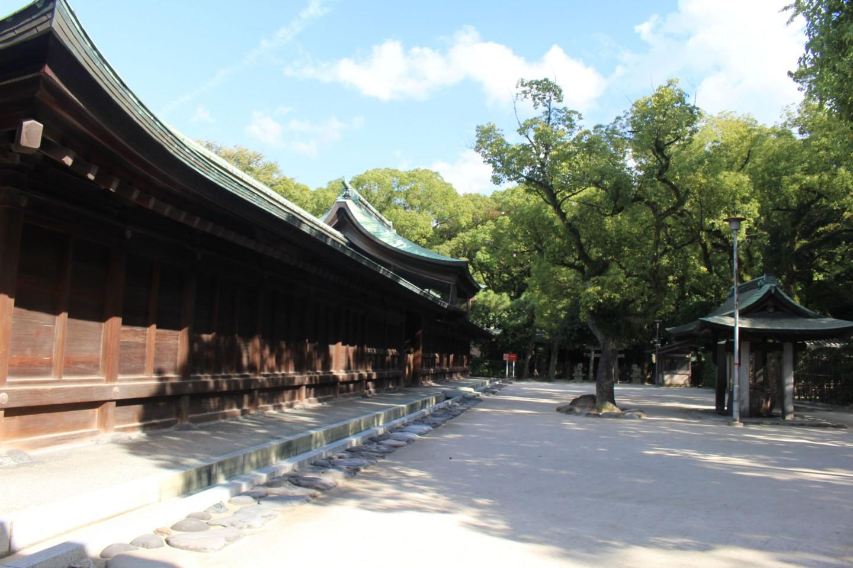 筥崎宮の写真2