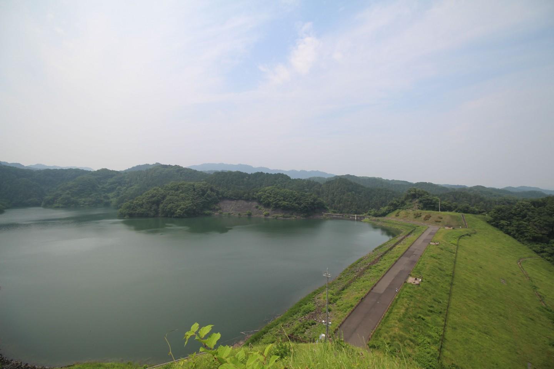 相模原市 城山湖の写真1