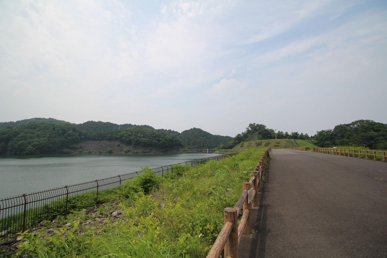 相模原市 城山湖の写真2