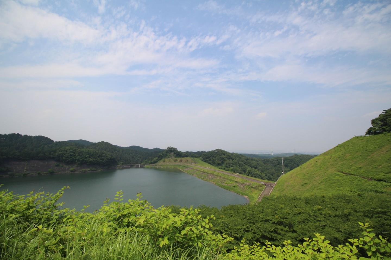 相模原市 城山湖の写真3