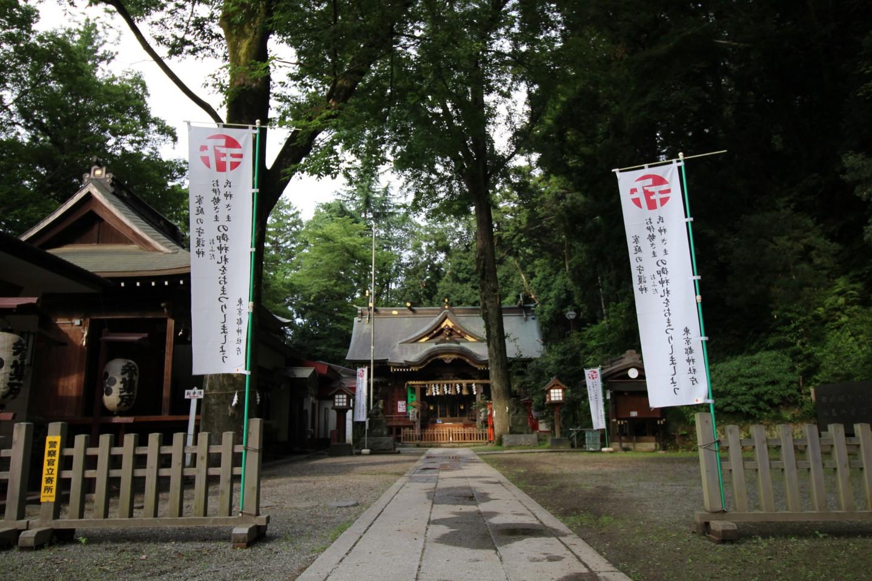 稲城市矢野口 穴澤天神社の写真2
