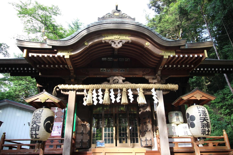 稲城市矢野口 穴澤天神社の写真3