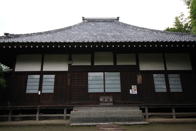 稲城市矢野口 雲騰山妙覚寺の写真1