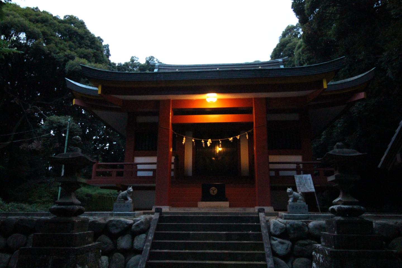 日野市百草 八幡神社(百草八幡)の写真2