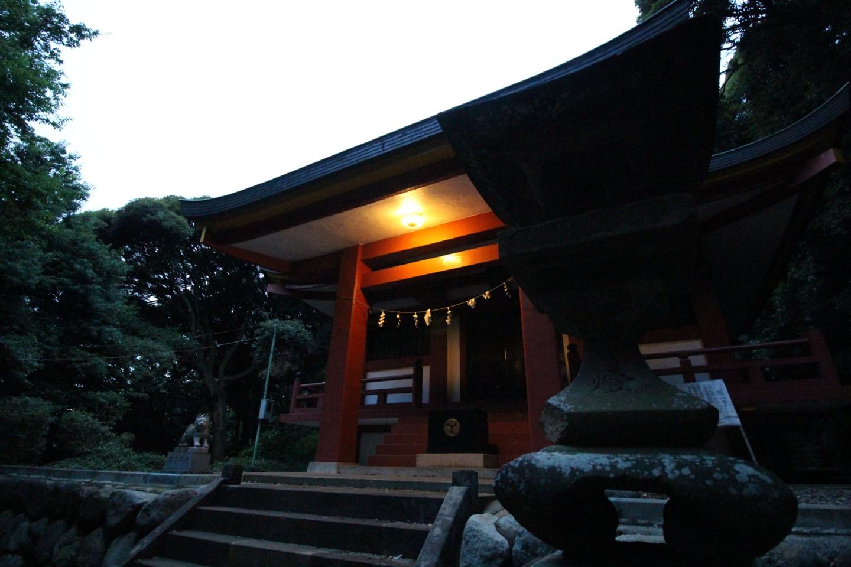日野市百草 八幡神社(百草八幡)の写真3