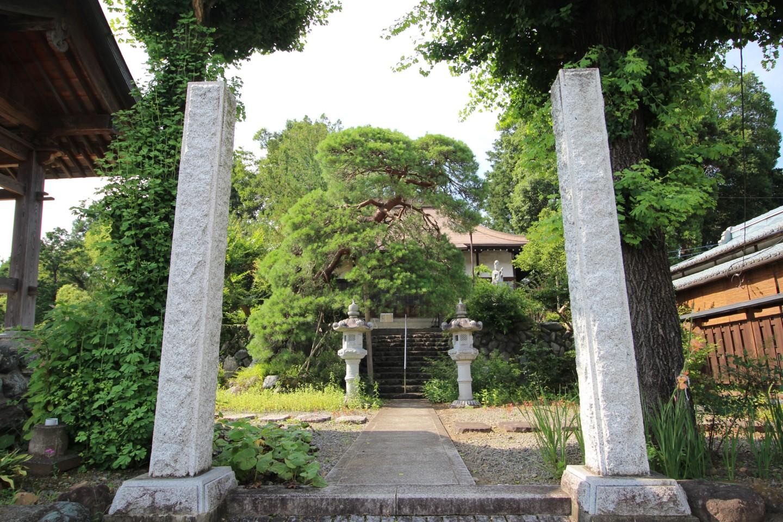 西多摩郡日の出町大久野 寶鏡寺の写真1