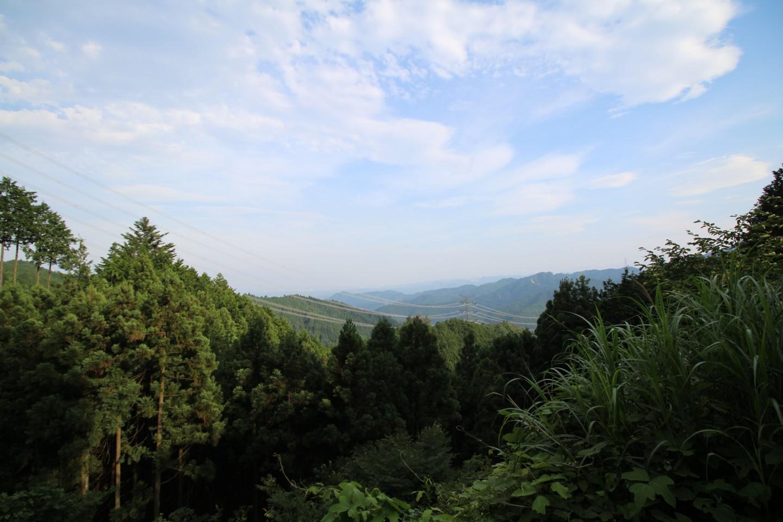 梅ノ木峠からの景色3