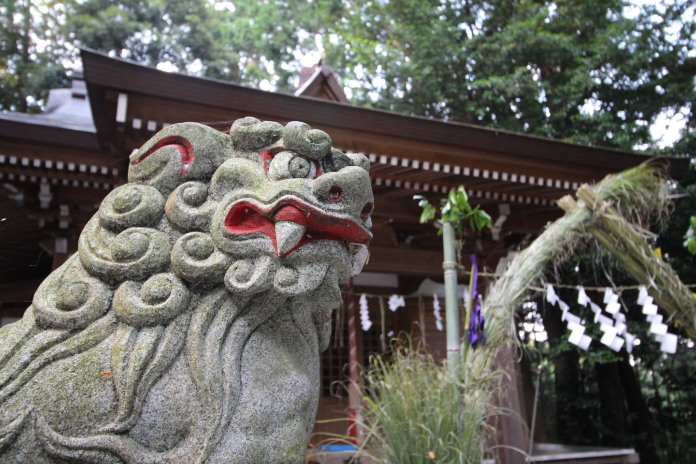 西多摩郡日の出町大久野 白山神社の写真5