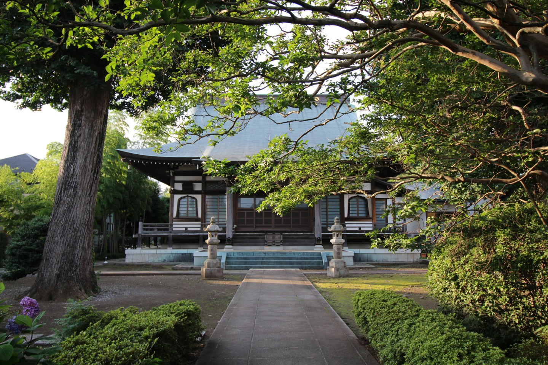 三鷹市大沢 龍源寺の写真1