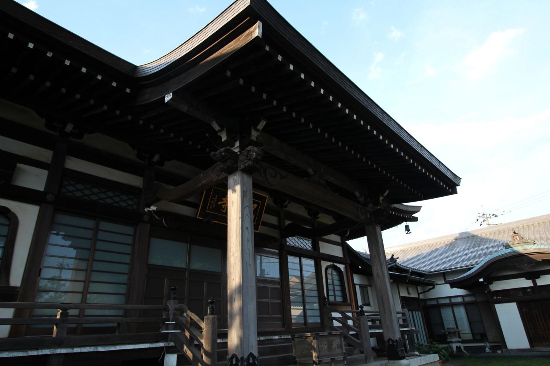 三鷹市大沢 龍源寺の写真3