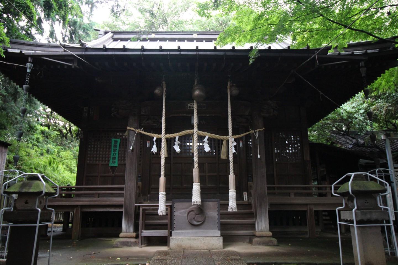 杉並区宮前 春日神社の写真2