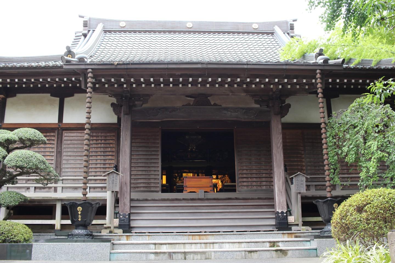 川崎市麻生区栗木 常念寺の写真2
