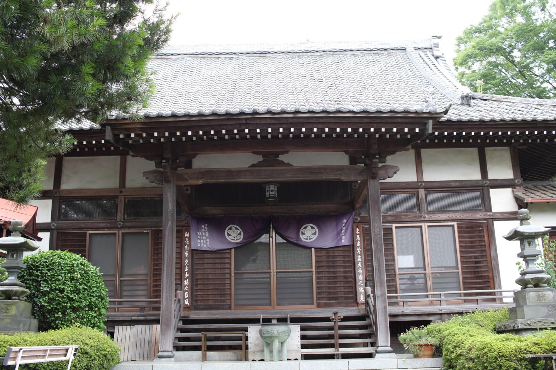 川崎市麻生区片平 修廣寺の写真2