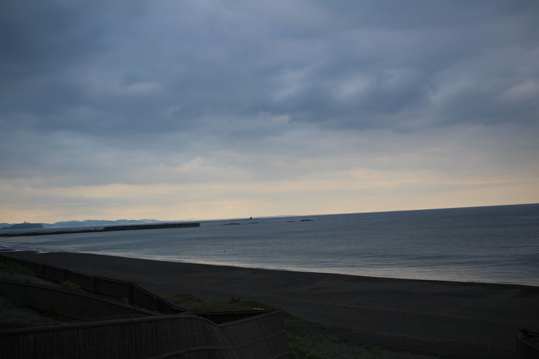 茅ヶ崎の海の写真2
