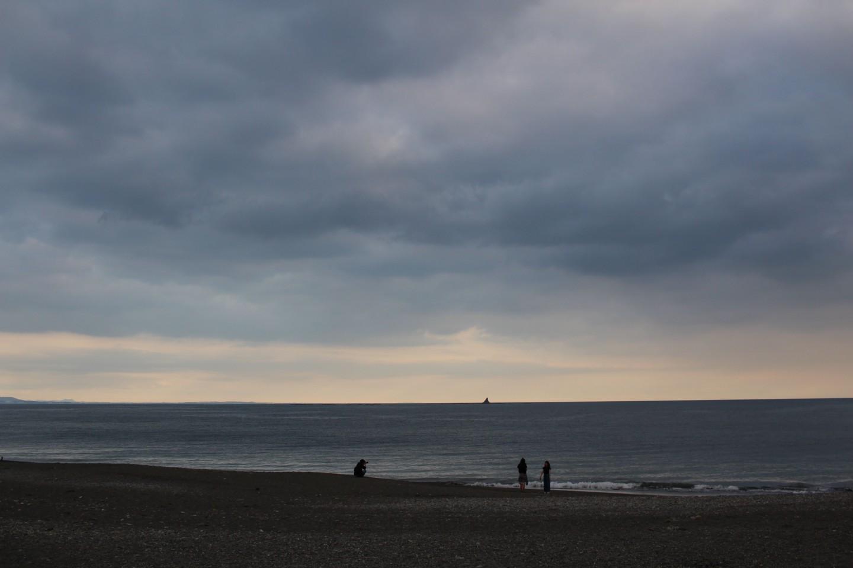 茅ヶ崎の海の写真3