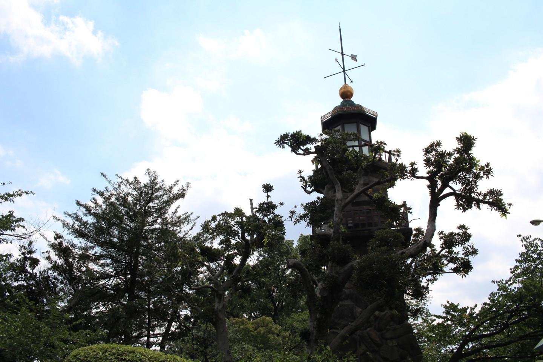 千代田区九段南 常燈灯台の写真1