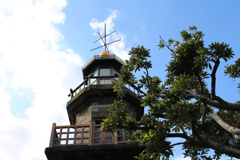 千代田区九段南 常燈灯台の写真2