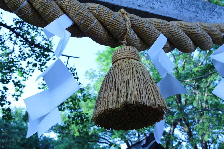 千葉市中央区蘇我 蘇我比め神社の写真1