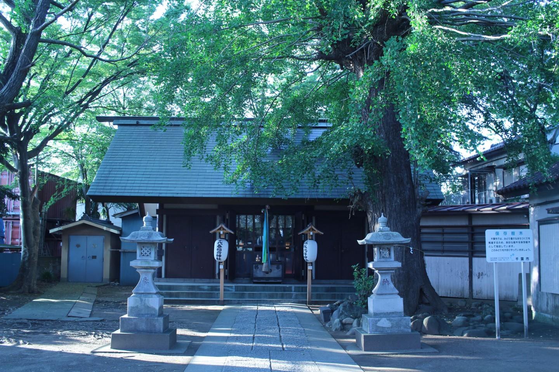 千葉市中央区蘇我 蘇我比め神社の写真3