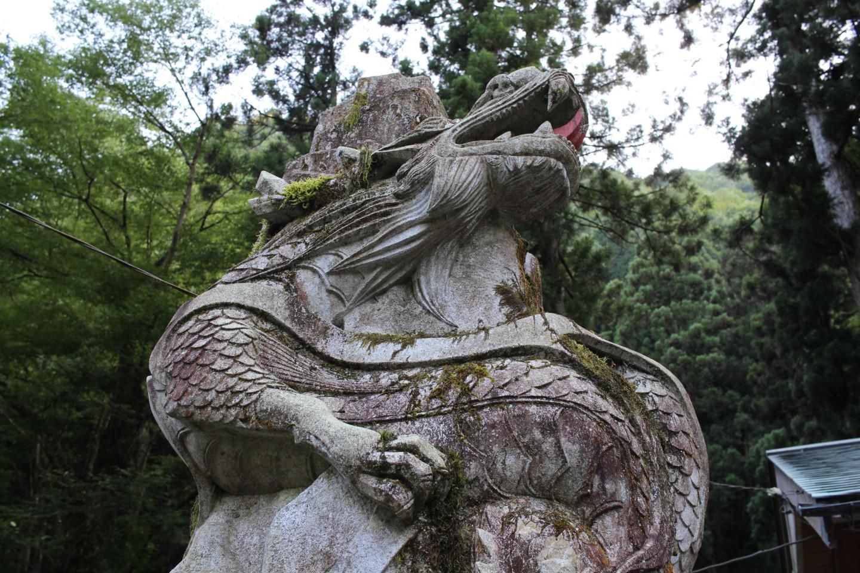 あきる野市養沢 養澤神社の写真2