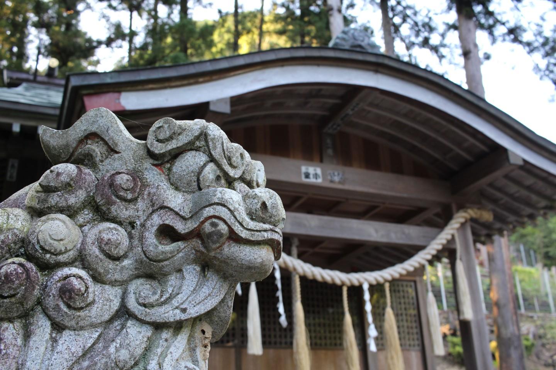 あきる野市養沢 養澤神社の写真4