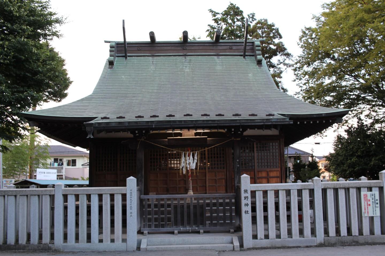 あきる野市小川 熊野神社の写真2