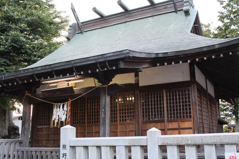 あきる野市小川 熊野神社の写真3
