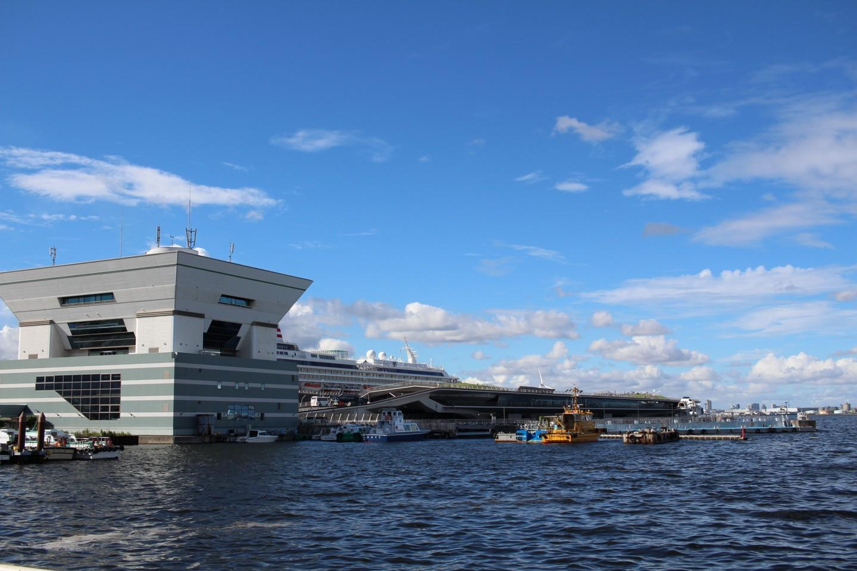 横浜市中区 大桟橋の写真2