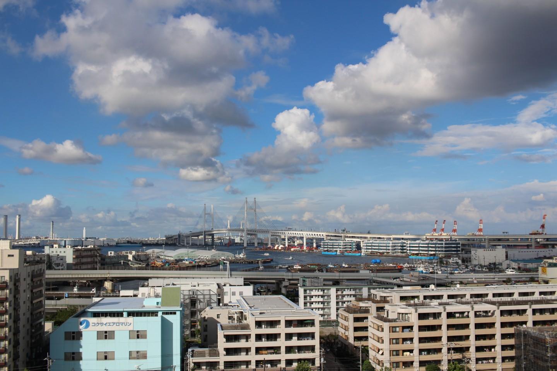横浜市中区 港の見える丘公園の写真1