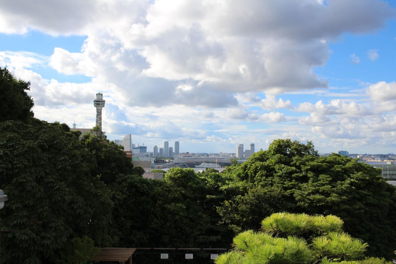 横浜市中区 港の見える丘公園の写真2