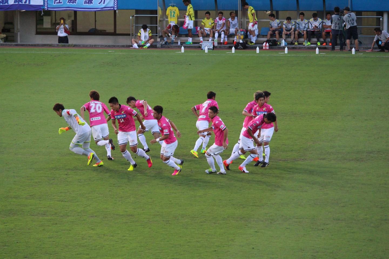 2016.07.31 明治安田生命J2リーグ 第26節 横浜FC VS ジェフ千葉の写真2