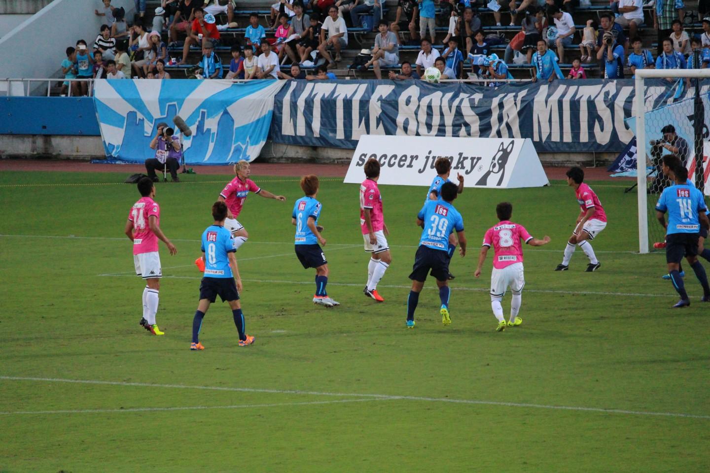 2016.07.31 明治安田生命J2リーグ 第26節 横浜FC VS ジェフ千葉の写真3