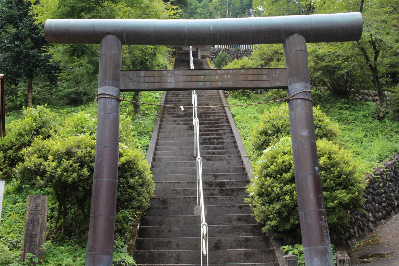 青梅市成木 神明神社の写真1