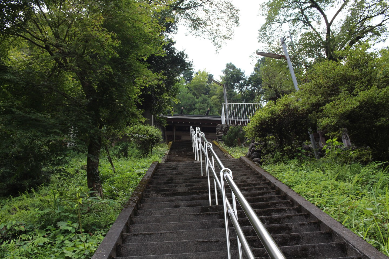 青梅市成木 神明神社の写真2