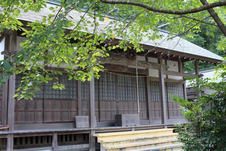 青梅市成木 神明神社の写真3