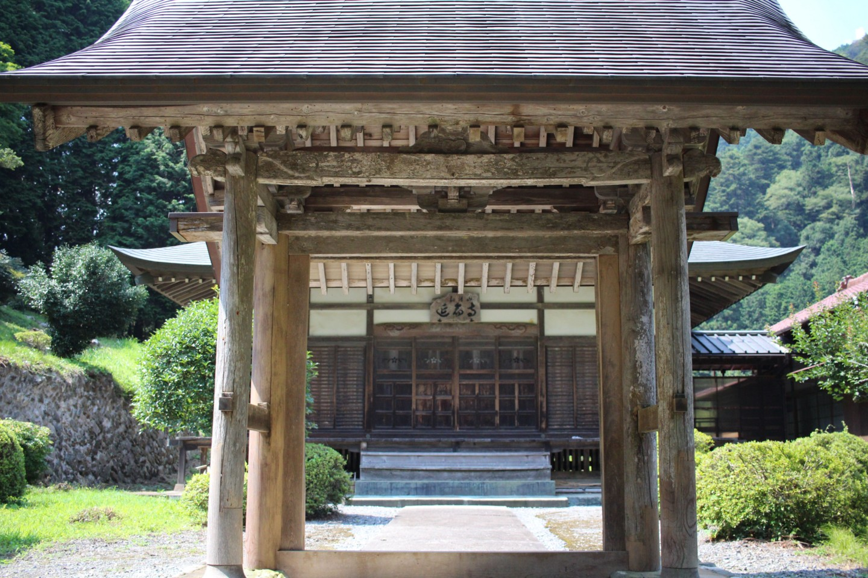 青梅市成木 延命寺の写真2