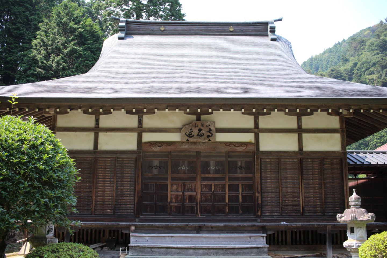 青梅市成木 延命寺の写真3